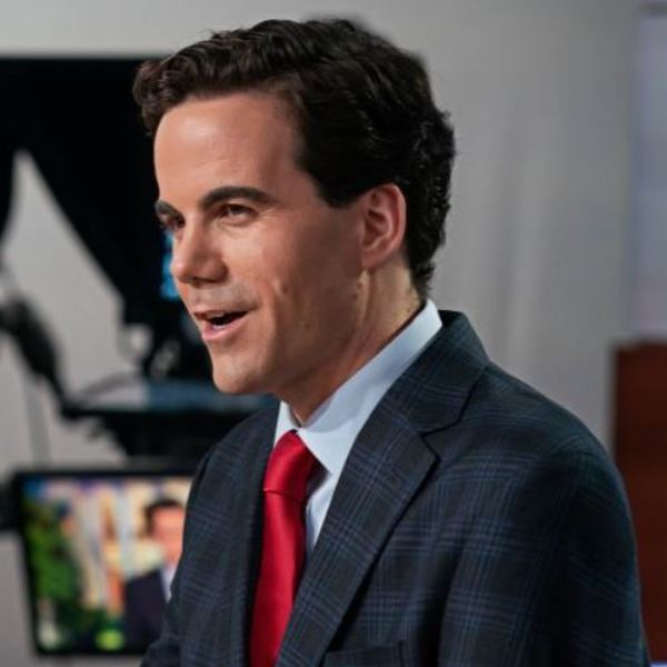 Robert Costa hosting Washington Week